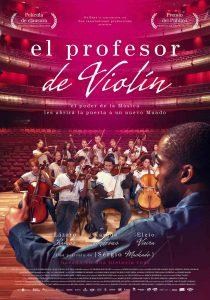 El-profesor-de-violín-Cartel