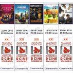 XXI JORNADAS DE CINE SOLIDARIO. 2015
