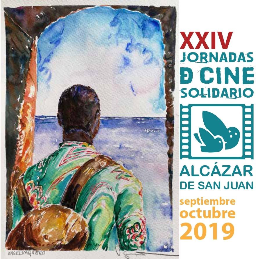 Portada XXIV Jornadas de Cine Solidario